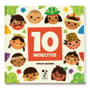 10 indiecitos. A Illustration, Character Design, Editorial Design, and Vector Illustration project by Carlos Higuera - 01.01.2016