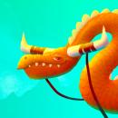 Character Design Challenge - Dragones. Un proyecto de Diseño de personajes e Ilustración de Daniel Peña Antón - 04.04.2018