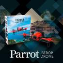 Bebop Drone para Parrot Chile. Un proyecto de Diseño, Diseño gráfico, Diseño Web y Desarrollo Web de David Pérez Baeza - 04.04.2018