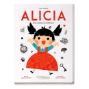 Alicia. A Illustration, Character Design, and Editorial Design project by Carlos Higuera - 01.01.2017