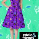Mi Proyecto del curso: Creación y comercialización de patterns vectoriales. A Design, Illustration, Costume Design, and Pattern Design project by Eduardo Martinez - 04.06.2018