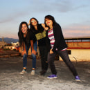 Photoshoot a banda de rock. A Photograph project by Eleni Navarro - 03.03.2015