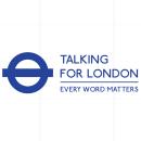 TFL | TALKING FOR LONDON. Un proyecto de Dirección de arte, Br, ing e Identidad, Diseño gráfico, Diseño industrial, Creatividad, Diseño de carteles y Diseño de logotipos de Alejo Malia - 17.06.2017