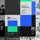 ITS Immersive Tech Summit | Identity Design. Um projeto de Br, ing e Identidade e Design gráfico de Belén Saralegui - 27.04.2018