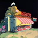 Burger maker. Un proyecto de Artesanía, Bellas Artes, Pintura, Bocetado y Dibujo a lápiz de Dhani Barragán - 28.04.2018