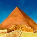 Mi Proyecto del curso: Stop Motion for fun! Christian y la pirámide de Odatnapsé. Um projeto de Animação e Animação 2D de María Gracia Morales Jiménez - 30.04.2018