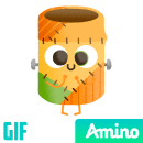 Creppy Pasta Animated Stickers AMINO APPS. A Character Design, Character animation, and 2D Animation project by Squid&Pig - 05.07.2018