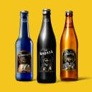 San Feliz ♒︎ Beer Packaging. Un proyecto de Ilustración, Diseño gráfico y Packaging de Sara Alejandra Labrador Martín - 09.05.2018