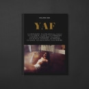 YAF — Volume One. A Photograph, Art Direction, and Editorial Design project by Kike García - 06.19.2016