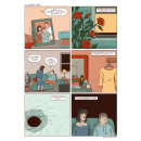 Algunos días. (Comic). A Comic, Illustration, and Digital illustration project by Amelia Navarro Abad - 05.17.2018