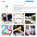 Linea Gráfica y diseño de publicaciones. A Design project by Eleni Navarro - 01.18.2018