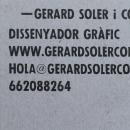 Targetes. Um projeto de Br, ing e Identidade e Tipografia de Gerard Soler i Coll - 17.11.2017