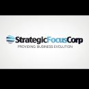 Animación de logo Strategic Focus Corp. Un proyecto de Animación 3D de Andrés Arosemena Burbano - 30.05.2018