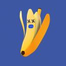 Merienda: Triste historia de un plátano.. Um projeto de Animação de personagens, Animação 3D e Ilustração digital de Adrián Dafonte Gómez - 30.05.2018