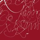 Alfabeto Cristal. Um projeto de Design, Artesanato, Artes plásticas, Tipografia e Caligrafia de Silvia Cordero Vega - 02.06.2018