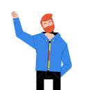 Cash Record – Casa Félix. Un proyecto de Ilustración, Animación y Animación 2D de Oliver Añón Lema - 08.06.2018