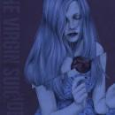 """Poster de la película """"The Virgin Suicides"""". Um projeto de Ilustração, Cinema, Retoque fotográfico e Ilustração de retrato de Sofía Zambrano Ayoub - 10.06.2018"""
