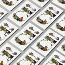 CI! Cicle de tallers d'il·lustració científica. Un progetto di Direzione artistica, Br, ing e identità di marca, Graphic Design, Tipografia , e Design di poster  di Victor Riba Campi - 14.01.2018
