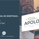 Branding, manual de identidad corporativa Hotel. Un proyecto de Br e ing e Identidad de Sofia Garcia - 25.06.2018