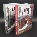 EL DÍA 3. Durán/Giner/Ballester. Astiberri Ediciones. PREMIO NACIONAL DEL CÓMIC 2019.. A Comic project by Cristina Duran & Miguel Á. Giner Bou - 06.26.2018
