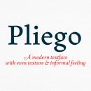 Pliego. Um projeto de Tipografia de Juanjo López - 26.06.2018