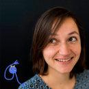 """Foto animada. Primer resultado del curso """"Animación 2D con Photoshop"""". Un proyecto de Ilustración, Animación de personajes, Animación 2D y Creatividad de Valentina Carrasco Martínez - 01.07.2018"""