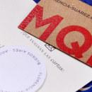¡Que vuelvan las cartas!. Um projeto de Design, Br, ing e Identidade, Design gráfico, Tipografia, Web design, Desenvolvimento Web, Escrita, Caligrafia e Design de logotipo de Florencia Suárez - 03.07.2018