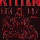 Kitten. Um projeto de Ilustração digital de Alicia Fernández Sánchez - 04.07.2018