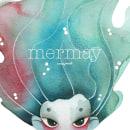 Mermay Fanzine 2018. A Illustration project by eva carot - 05.31.2018