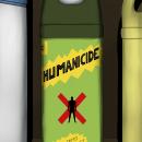 Humanicide - Mi Proyecto del curso: Creación de cómics con Manga Studio (Clip Studio Paint). Un proyecto de Cómic de Guillermo Gutiérrez Gutiérrez - 12.07.2018