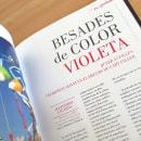 Besos. Un proyecto de Diseño editorial y Diseño gráfico de Javier Valiente - 01.03.2016
