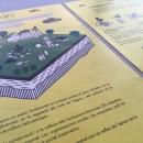 Folleto para Centro de Educación Ambiental de la Comunidad Valenciana, CEACV.. Un proyecto de Diseño, Ilustración, Diseño editorial, Educación, Ilustración vectorial e Ilustración digital de Julia Furió Quesada - 23.07.2018
