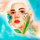 Mi Proyecto del curso: Retrato ilustrado en acuarela. Um projeto de Ilustração de retrato de Stephanie Rojas - 26.07.2018