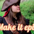 Eviltailors - Make It Epic Promo. Un proyecto de Publicidad y Vídeo de Marina Tejeiro - 01.06.2018