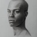 Mi Proyecto del curso: Retrato realista con lápiz de grafito. A Portrait Drawing project by Nerea Cirilo, Perez - 08.15.2018