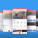UX: Usabilidad y Experiencia de Usuario ( degusta panama app y web ). Un proyecto de UI / UX, Diseño Web y Desarrollo Web de Julio R. Vokhmianin - 17.08.2018