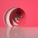 HOOOOOOLES. Un proyecto de Ilustración, 3D, Dirección de arte, Diseño gráfico, Escenografía, Creatividad y Modelado 3D de Alejandro Olmedo - 22.08.2018