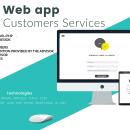 APP CUSTOMERS SERVICES . Un proyecto de Desarrollo Web de Edgardo Flores - 23.08.2018