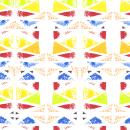 Mi Proyecto del curso: Diseño de estampados textiles. A Photo retouching, Drawing, Fashion Design, and Printing project by Marta Ese - 08.27.2018