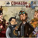 Steampunk heroes. Un proyecto de Ilustración digital de zoor_marte - 29.08.2018