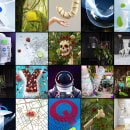 36 Days of Type. Um projeto de Design, Ilustração, 3D, Animação, Direção de arte, Br, ing e Identidade, Consultoria criativa, Design gráfico, Design de joias, Design de produtos, Escultura, Tipografia, Cop, writing, Rigging, Ilustração vetorial, Animação 2D, Animação 3D, Criatividade, Ilustração digital, Modelagem 3D, Stor, telling e Concept Art de OH37 - 03.09.2018