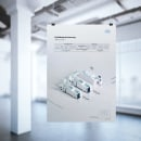 Roche Days: Total Lab Automation in 3D. Um projeto de 3D, Direção de arte, Consultoria criativa, Modelagem 3D e Marketing digital de OH37 - 28.04.2018