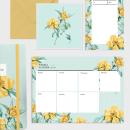 Proyecto del curso Ilustración botánica con acuarela. Um projeto de Ilustração de Irene Diverge - 20.09.2018