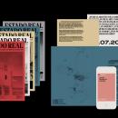 ESTADO REAL. A Design, Kunstleitung, Br, ing und Identität, Verlagsdesign, Grafikdesign und Plakatdesign project by Álvaro Fernández Maldonado - 24.09.2018