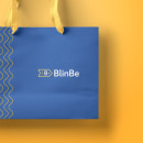 BlinBe | Branding. A Art Direction, Br, ing, Identit, and Graphic Design project by Antonio Seminario - 09.27.2018