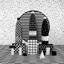 S.Bernardo Art Series. A Design, Werbung, Kunstleitung, H, werk, Grafikdesign, Bühnendekoration, Social Media, Kartonmodellbau, Musterdesign, Kreativität, Studiofotografie und Concept Art project by Vasty - 01.10.2018
