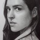Mi Proyecto del curso: Retrato realista con lápiz de grafito. Um projeto de Artes plásticas, Desenho a lápis, Desenho, Desenho de Retrato, Desenho realista e Desenho artístico de Marta Alonso - 07.10.2018
