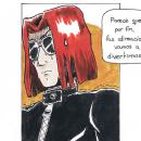 Rival - Mi Proyecto del curso: Técnicas de entintado para cómic e ilustración. Un proyecto de Cómic de Guillermo Gutiérrez Gutiérrez - 09.10.2018