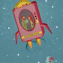 Entrepreneurs. Un proyecto de Publicidad, Diseño de personajes, Diseño editorial, Eventos, Creatividad, Diseño de carteles, Ilustración digital y Marketing Digital de Araceli Moya - 10.10.2018
