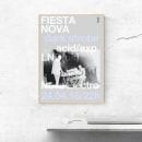 Cartel Música Electrónica. Un proyecto de Diseño gráfico de Nørd:k|Estudi - 13.10.2018